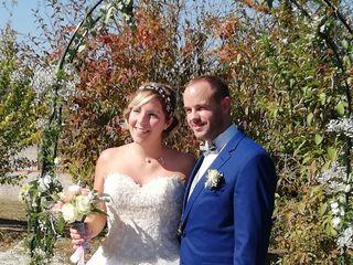Le mariage de Nadia et  Laurent