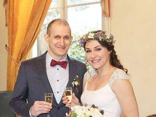 Le mariage de Margaux et Thomas 1