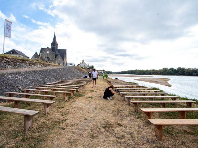 Le mariage de Nicolas et Christelle à La Chapelle-sur-Loire, Indre-et-Loire 5
