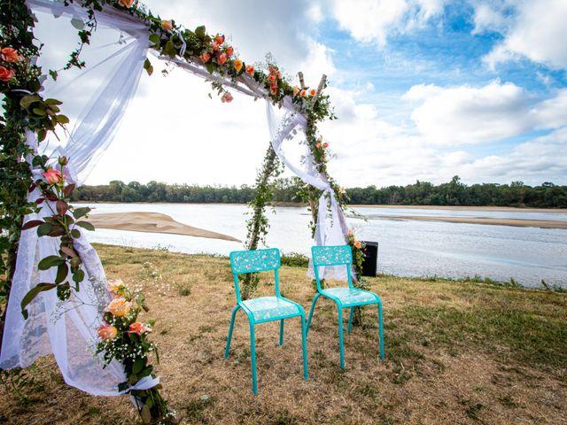 Le mariage de Nicolas et Christelle à La Chapelle-sur-Loire, Indre-et-Loire 6