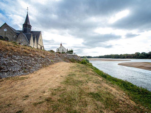 Le mariage de Nicolas et Christelle à La Chapelle-sur-Loire, Indre-et-Loire 7