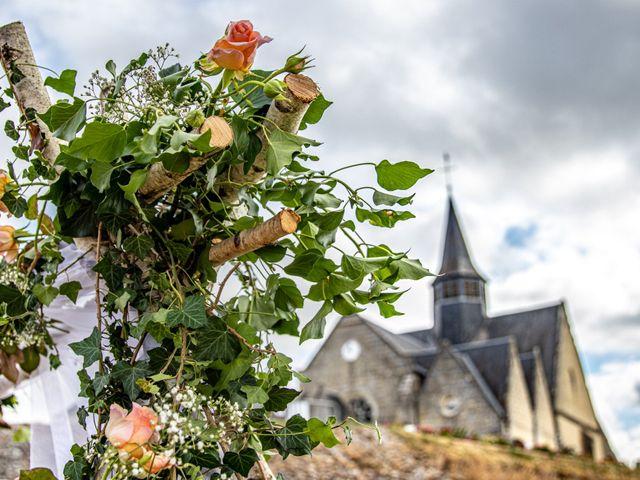 Le mariage de Nicolas et Christelle à La Chapelle-sur-Loire, Indre-et-Loire 12