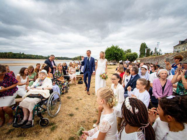 Le mariage de Nicolas et Christelle à La Chapelle-sur-Loire, Indre-et-Loire 24