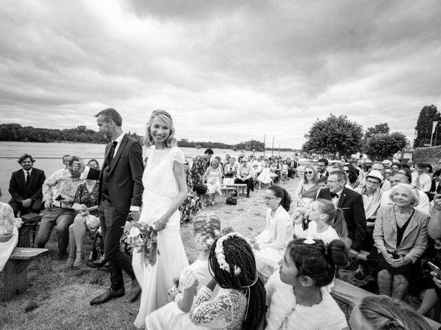 Le mariage de Nicolas et Christelle à La Chapelle-sur-Loire, Indre-et-Loire 25