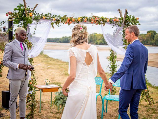 Le mariage de Nicolas et Christelle à La Chapelle-sur-Loire, Indre-et-Loire 27