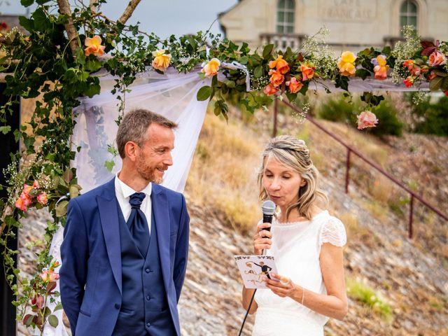 Le mariage de Nicolas et Christelle à La Chapelle-sur-Loire, Indre-et-Loire 34