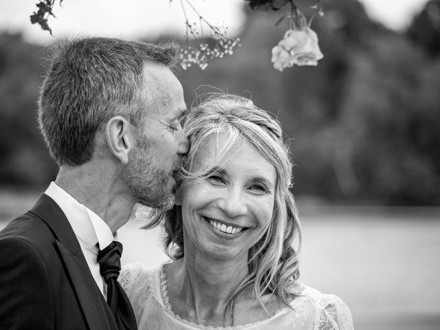 Le mariage de Nicolas et Christelle à La Chapelle-sur-Loire, Indre-et-Loire 45