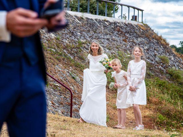 Le mariage de Nicolas et Christelle à La Chapelle-sur-Loire, Indre-et-Loire 56
