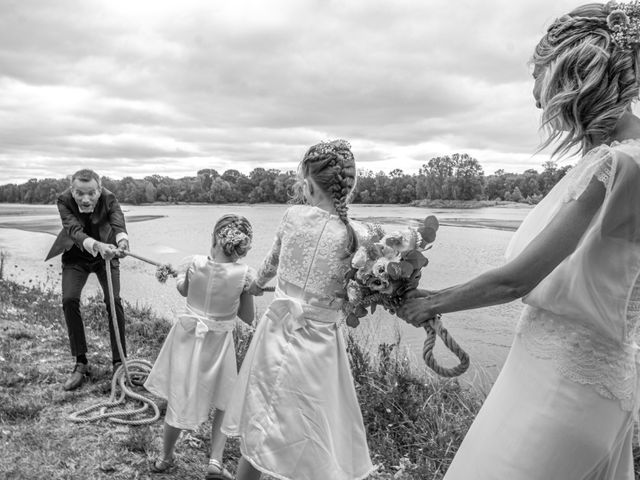 Le mariage de Nicolas et Christelle à La Chapelle-sur-Loire, Indre-et-Loire 73