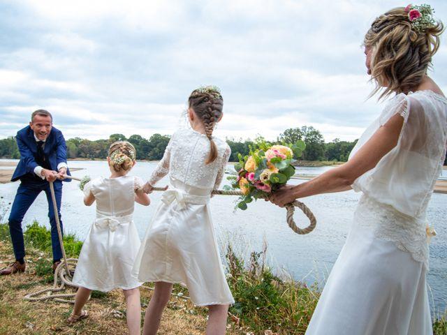Le mariage de Nicolas et Christelle à La Chapelle-sur-Loire, Indre-et-Loire 74
