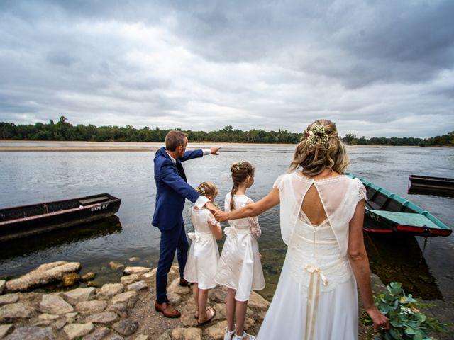 Le mariage de Nicolas et Christelle à La Chapelle-sur-Loire, Indre-et-Loire 75