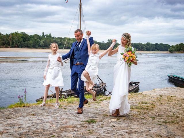 Le mariage de Nicolas et Christelle à La Chapelle-sur-Loire, Indre-et-Loire 78