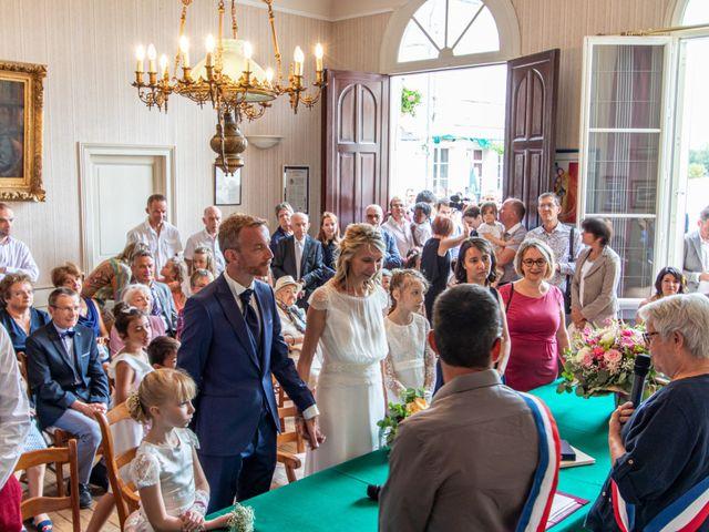 Le mariage de Nicolas et Christelle à La Chapelle-sur-Loire, Indre-et-Loire 85