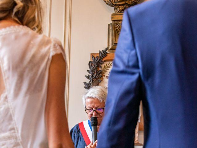Le mariage de Nicolas et Christelle à La Chapelle-sur-Loire, Indre-et-Loire 91