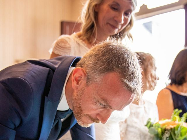 Le mariage de Nicolas et Christelle à La Chapelle-sur-Loire, Indre-et-Loire 96