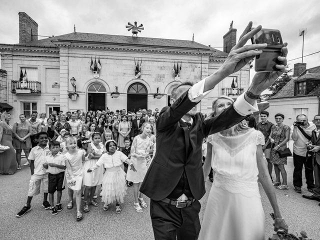 Le mariage de Nicolas et Christelle à La Chapelle-sur-Loire, Indre-et-Loire 102