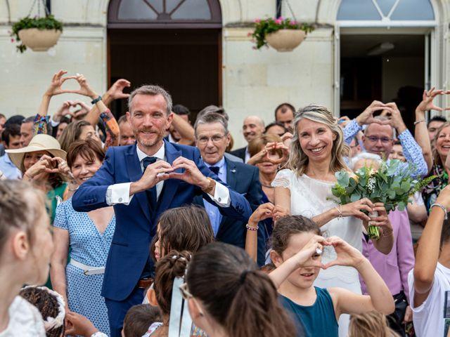 Le mariage de Nicolas et Christelle à La Chapelle-sur-Loire, Indre-et-Loire 105