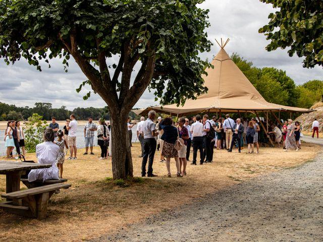 Le mariage de Nicolas et Christelle à La Chapelle-sur-Loire, Indre-et-Loire 120
