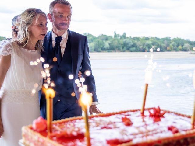 Le mariage de Nicolas et Christelle à La Chapelle-sur-Loire, Indre-et-Loire 139