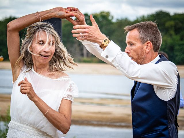 Le mariage de Nicolas et Christelle à La Chapelle-sur-Loire, Indre-et-Loire 149