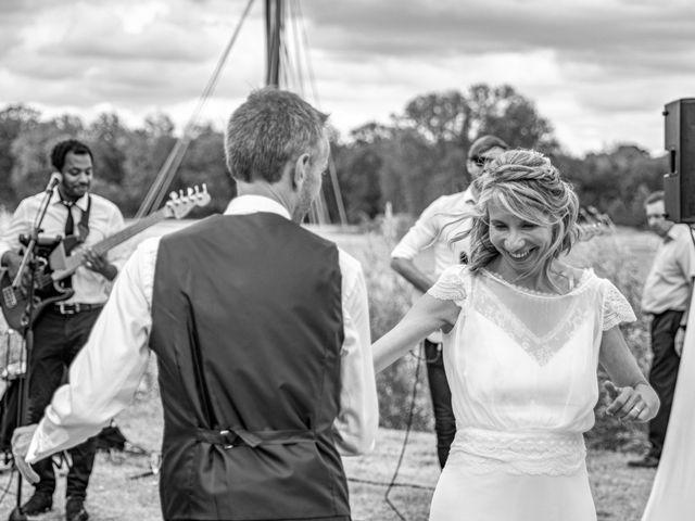 Le mariage de Nicolas et Christelle à La Chapelle-sur-Loire, Indre-et-Loire 153