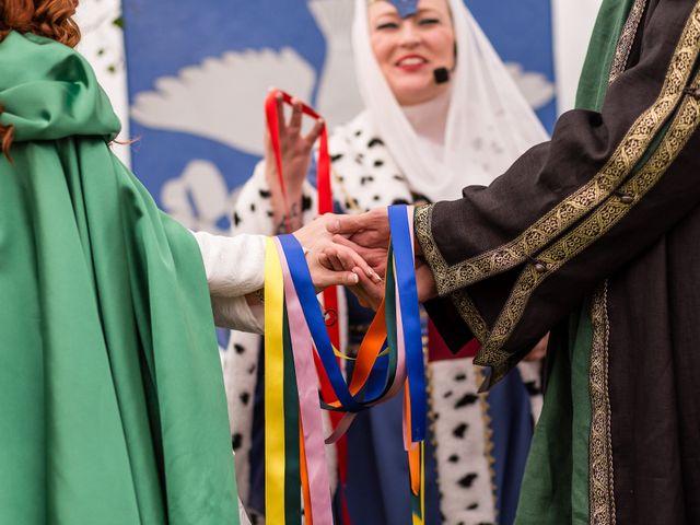 Le mariage de Nicolas et Céline à Ernes, Calvados 1