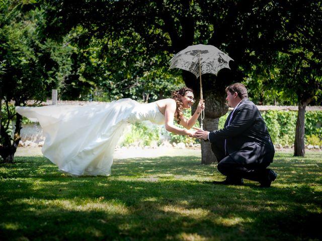Le mariage de Thomas et Eloïse à Marcigny, Saône et Loire 8