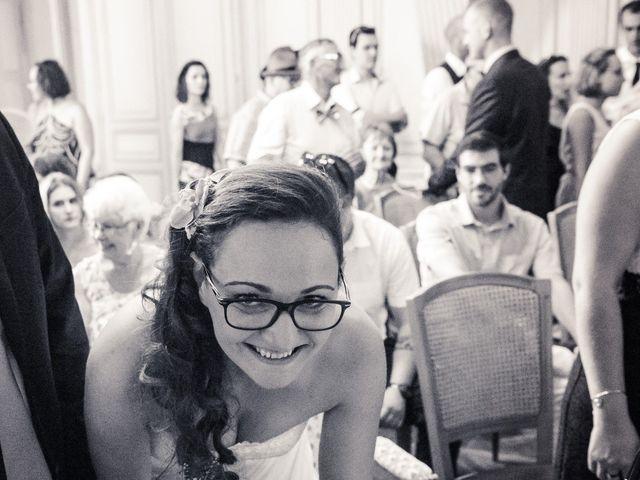 Le mariage de Thomas et Eloïse à Marcigny, Saône et Loire 35