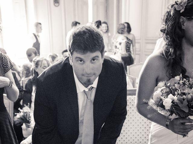 Le mariage de Thomas et Eloïse à Marcigny, Saône et Loire 36