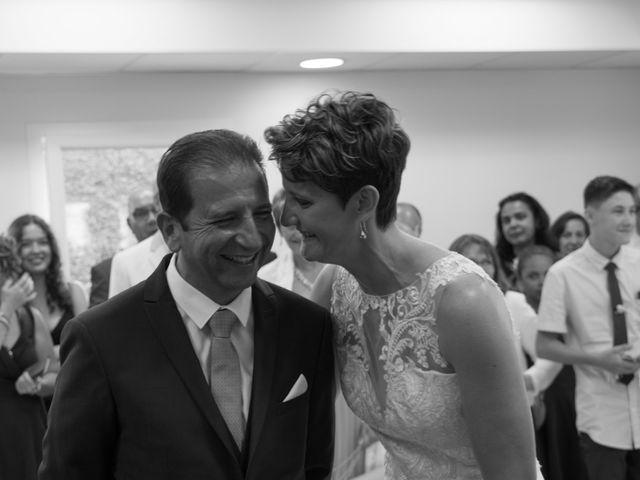 Le mariage de Francesco et Cécile à Vouzon, Loir-et-Cher 1