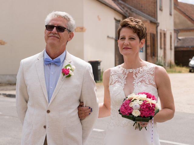Le mariage de Francesco et Cécile à Vouzon, Loir-et-Cher 5