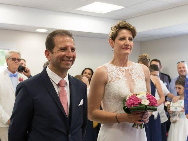 Le mariage de Francesco et Cécile à Vouzon, Loir-et-Cher 6