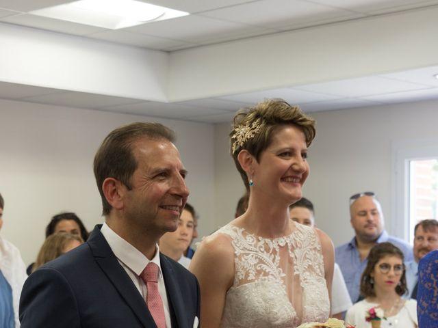 Le mariage de Francesco et Cécile à Vouzon, Loir-et-Cher 7