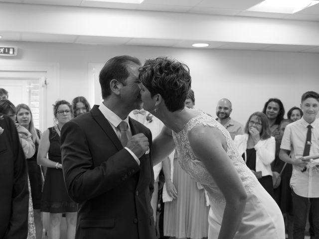 Le mariage de Francesco et Cécile à Vouzon, Loir-et-Cher 8