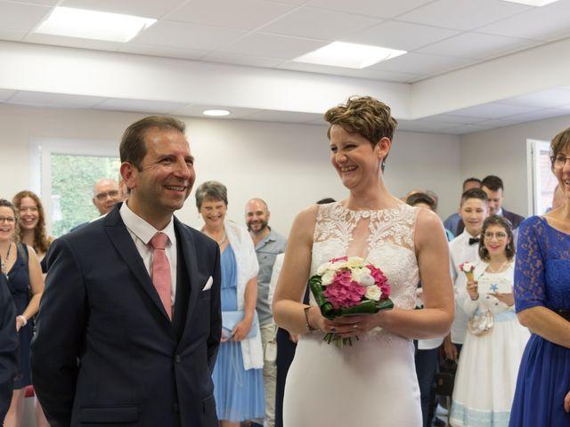 Le mariage de Francesco et Cécile à Vouzon, Loir-et-Cher 9