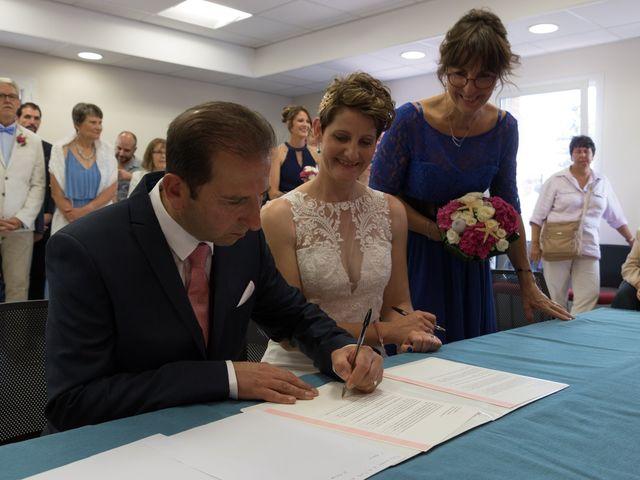 Le mariage de Francesco et Cécile à Vouzon, Loir-et-Cher 12