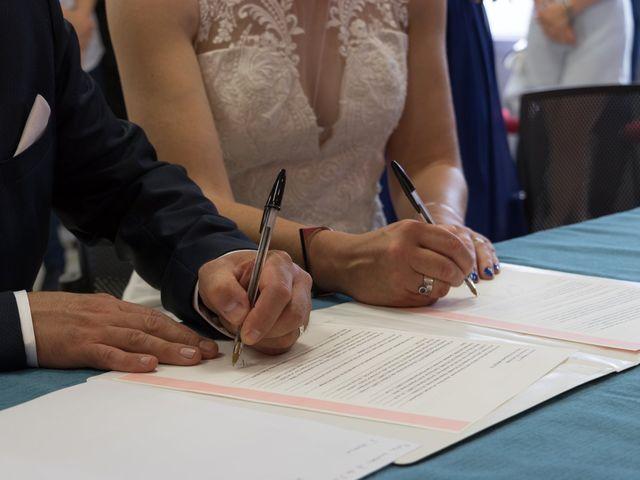 Le mariage de Francesco et Cécile à Vouzon, Loir-et-Cher 13