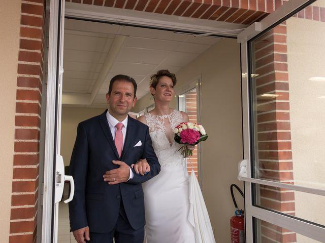 Le mariage de Francesco et Cécile à Vouzon, Loir-et-Cher 14