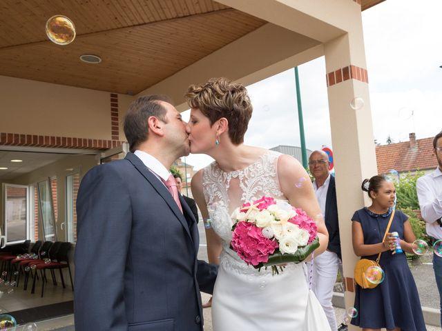 Le mariage de Francesco et Cécile à Vouzon, Loir-et-Cher 15