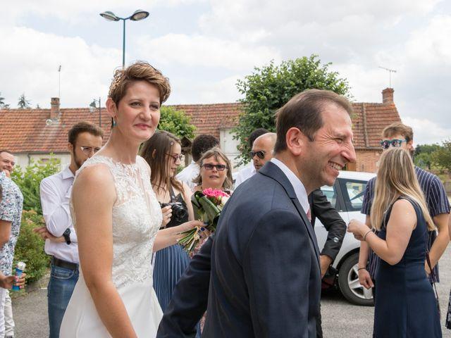 Le mariage de Francesco et Cécile à Vouzon, Loir-et-Cher 16