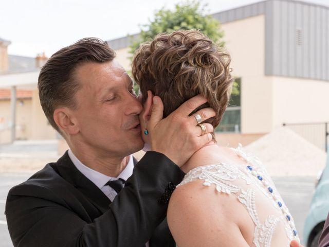 Le mariage de Francesco et Cécile à Vouzon, Loir-et-Cher 17