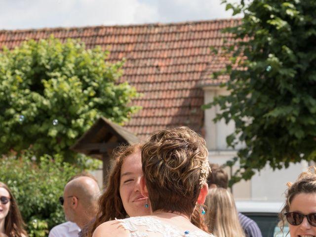 Le mariage de Francesco et Cécile à Vouzon, Loir-et-Cher 18
