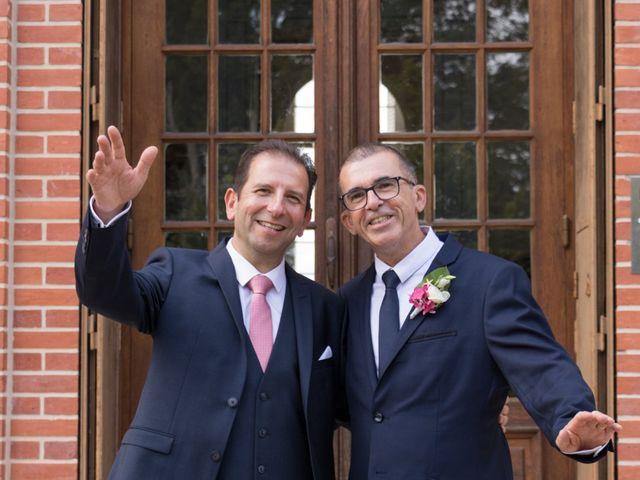 Le mariage de Francesco et Cécile à Vouzon, Loir-et-Cher 20