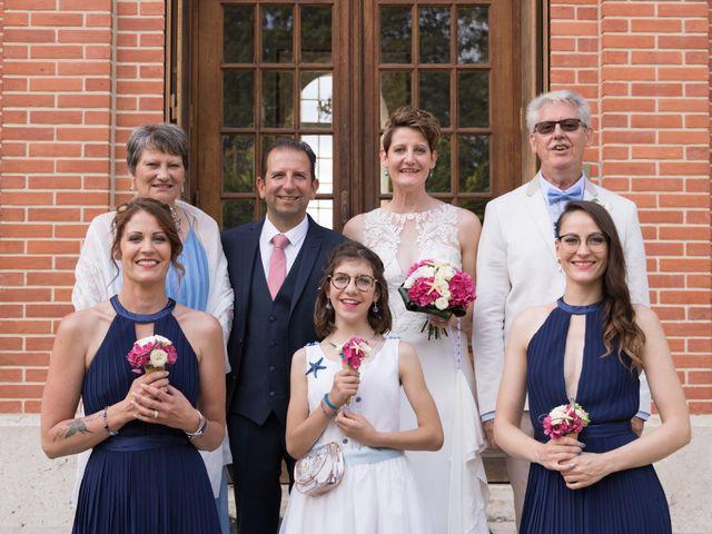 Le mariage de Francesco et Cécile à Vouzon, Loir-et-Cher 21