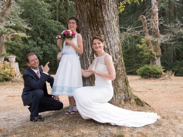 Le mariage de Francesco et Cécile à Vouzon, Loir-et-Cher 22