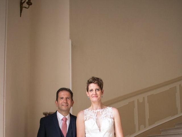 Le mariage de Francesco et Cécile à Vouzon, Loir-et-Cher 23
