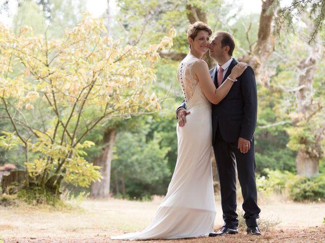 Le mariage de Francesco et Cécile à Vouzon, Loir-et-Cher 2