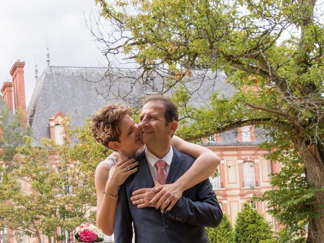 Le mariage de Francesco et Cécile à Vouzon, Loir-et-Cher 26