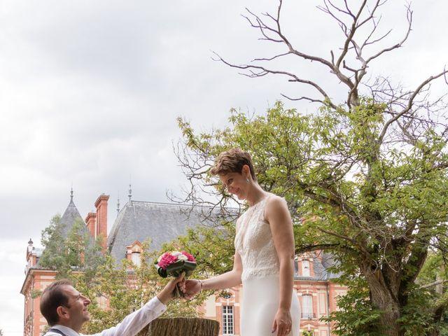 Le mariage de Francesco et Cécile à Vouzon, Loir-et-Cher 27