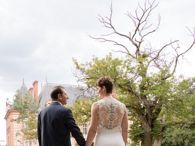 Le mariage de Francesco et Cécile à Vouzon, Loir-et-Cher 28